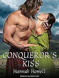 Conqueror's Kiss by Hannah Howell (2015-10-27)