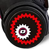 Adhesivos Nikidom Roller Wheel Sticker Mechanic