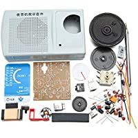 LaDicha Diy Zx2051 Tipo Ic Fm Am Kit De Radio Electroinc Learning Kit