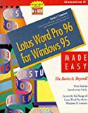 [(Word Pro for Windows 95 Made Easy : The Basics and Beyond!)] [By (author) Daniel J. Fingerman] published on (January, 1996) -