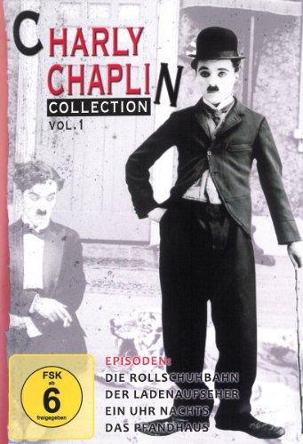 Bild von Charly Chaplin Collection Volume 1