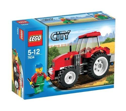 LEGO-City-7634-Tractor