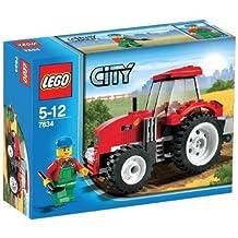 LEGO - 7634 - Jeu de construction - LEGO City - Le tracteur