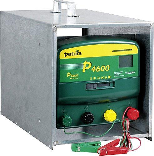 Patura P4600, Multifunktions-Gerät, 230V/12V mit verzinkter Tragebox