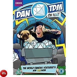Dantdm On Tour [Edizione: Regno Unito]
