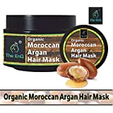 The EnQ Moroccan Argan Hair Mask || Moroccan Argan Extract || Amla Extract || Aloe Vera Extract || Shikakai Extract || Bhringraj Extract || Brahmi Extract ||Baheda Extract || Methi Extract ||
