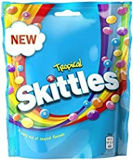 Skittles Tropical Fruit Candy (196g)