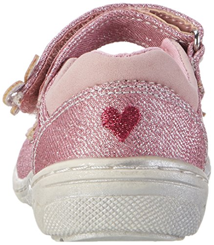 Tom Tailor 2772302, Ballerines fille Rose