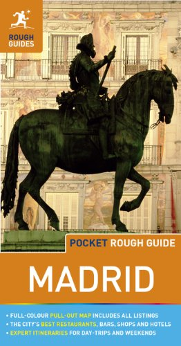 Pocket Rough Guide Madrid (Pocket Rough Guides)