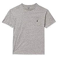 Polo Ralph Lauren Classic Fit Jersey Short Sleeve T-Shirt - M, Grey