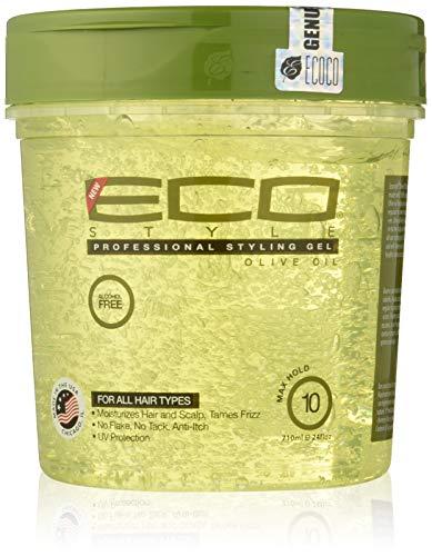 Ecostyler, gel Olive Oil Sty 24 oz/ 710 ml