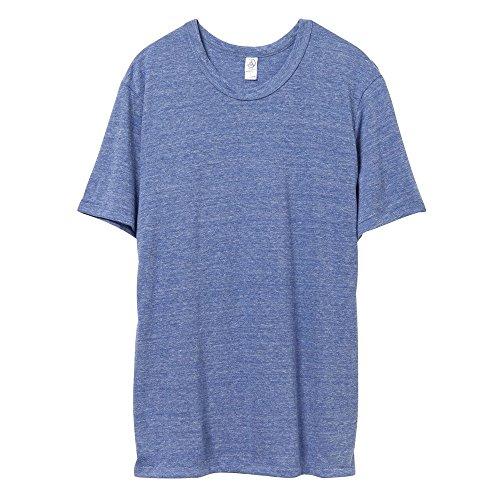 1a99bc9bb452 Alternative de vêtements pour Homme Eco-Jersey Crew T-Shirt XL Eco Pacific  Blue
