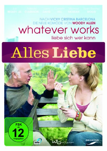 Whatever Works - Liebe sich wer kann (Alles Liebe)
