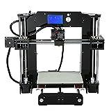 3D Drucker Anet A6 3D Drucker Set mit LCD Display (TF Karte Unterstützen, 3D Printer DIY Kit Set)