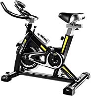 EXERCISE Exercise Bikes Home Fitness Equipment Mute Indoor Spinning Bike Home Fitness Workout Adjustable Spinn