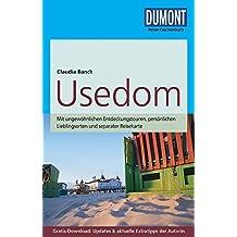 DuMont Reise-Taschenbuch Reiseführer Usedom: mit Online-Updates als Gratis-Download