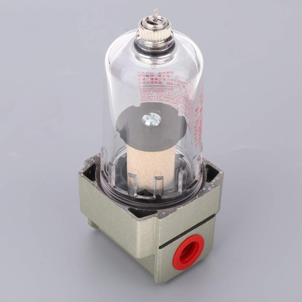 Shiwaki 1 Kit Universal Ölauffangbehälter Ölsammler Öl Auffangbehälter Oil Catch Tank Filter - Weiß 12mm