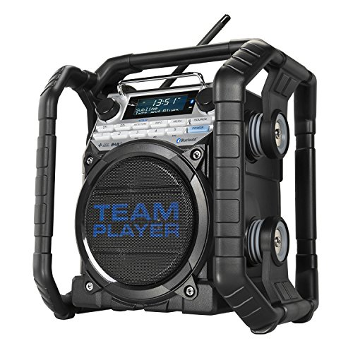 PerfectPro TEAMPLAYER radio para obras