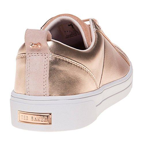 Ted Baker Kulei Donna Sneaker Metallico Metallico