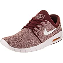 arriving official supplier another chance Suchergebnis auf Amazon.de für: nike sb stefan janoski max rot