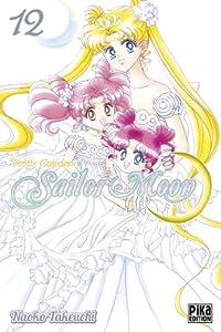 Sailor Moon Nouvelle édition Tome 12