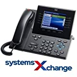 Cisco 8961 Telephone (Certified Refurbished)