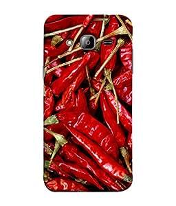 FUSON Designer Back Case Cover for Samsung Galaxy On7 Pro :: Samsung Galaxy On 7 Pro (2015) (India Business Hot Sauces Farm Fresh Pickles Kitchen)