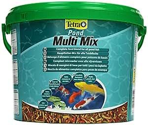 Tetra pond multi mix ausgew hlte futtermischung aus for Gartenteichfische shop