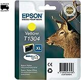 Epson T1304 Stylus High Yield Ink Cartridge - Yellow