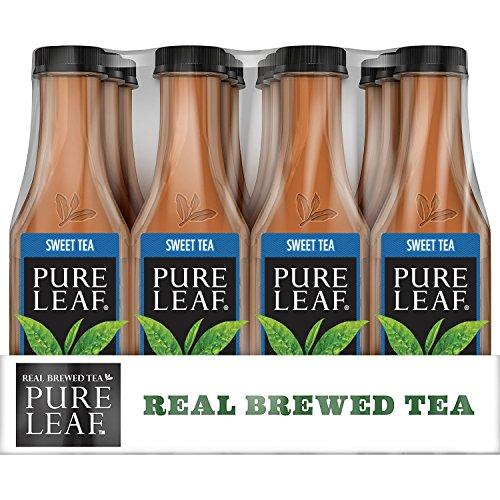 Sweet : Pure Leaf Iced Tea, Sweet Tea, Real Brewed Black Tea, 18.5 Ounce Bottles (Pack of 12)