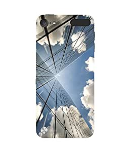Cloud On Building Apple Ipod Touch (5Th Generation) Case