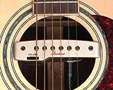 Shadow - Micro rosace pour guitares acoustiques MICRO DOUBLE ACTIF POUR ROSACE