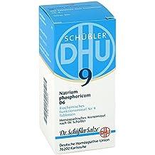 Schüßler 9 Natrium phosphoricum D6 Tabletten, 200 St.