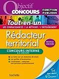 Image de Rédacteur territorial et rédacteur principal 2ème classe - Concours internes et 3è concours