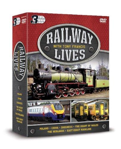 Railway Lives With Tony Francis [DVD] [UK Import]
