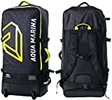 Aqua Marina Boardbag 2.0 mit Rollen Inflatable iSUP Stand Up Paddle Board SUP Rucksack