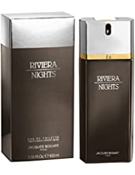 Jacques Bogart Riviera Nights 100ml/3.33oz Eau De Toilette Cologne Spray for Him