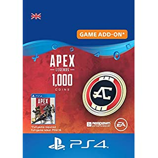 APEX Legends: 1000 Coins PS4 Download Code - UK Account