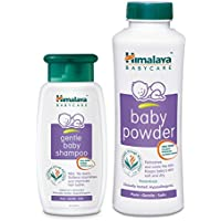 Himalaya Baby Care Combo, Lotion 400ml and Baby Shampoo 200ml