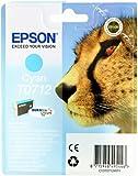 Epson Original T0712  Durabrite Cyan Ink Cartridge