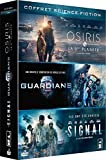 Coffret Science-Fiction : Osiris + Guardians + The Signal