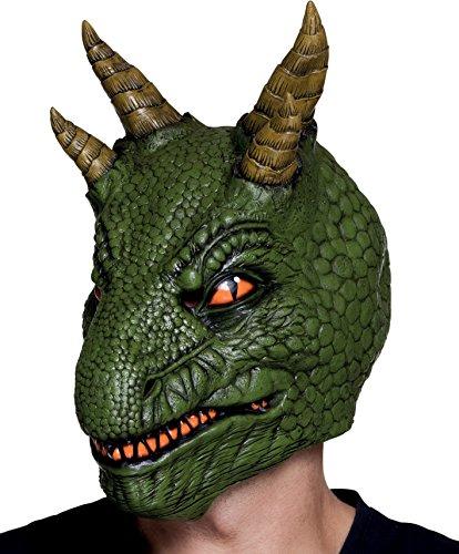 Boland 97535 - Latex Maske Monster, Sonstige Spielwaren