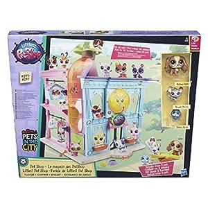 tienda mascotas: Littlest Pet Shop - Kit La Tienda de Mascotas (Hasbro B7322EU4)