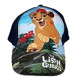 Die Garde der Löwen Baseball Cap Kappe Schirmmütze The Lion Guard (52, Dunkelblau)