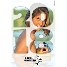 Carponizer erotischer Karpfenkalender 2018 - Angelkalender - erotic carp fishing calendar