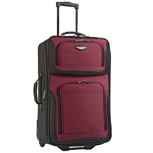 Reisende Wahl Travel wählen Sie Amsterdam 25erweiterbar Rolling aufrecht, burgunderfarben (rot) - TS6950R25 (Reisende Reisende Wahl)