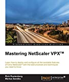Mastering NetScaler VPX™