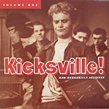 Kicksville! Raw Rockabilly Acetates Vol.1 [Vinyl LP]