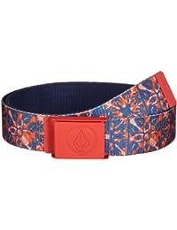 Volcom borderline web belt ceinture pour homme taille unique