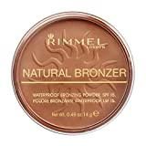Rimmel–Natural Sonnenbaden–Bronzing-Puder–Braun–0-7G